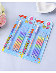 Pastels Black Necessary Pages 0.8Mm