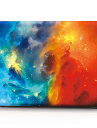"Case for Macbook 13"" Macbook Air 11""/13"" Macbook Pro 13"" MacBook Pro 13"" with Retina display Color Gradient Plastic Material Color Nebula Pattern"