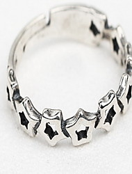 Ring Sterling Silver Star Fashion Silver Jewelry Party 1pc