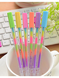 Dazzle Colour Color Fluorescent Pen(12PCS)