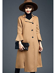 Gender Occasion Style Outerwear TypePattern Neckline Sleeve Length Season Color Fabric Thickness