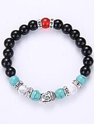 Foreign Trade Hot Style Beadle The Lion Blackstone Lava-Rock Beads Hand Yoga Series