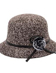 Women Nylon Bucket Hat,Vintage All Seasons