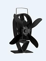 de calor 4-blade independente alimentado novo ventilador estilo fogão fã lareira 140 cfm max eco-friendly