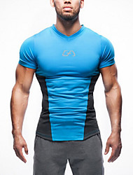 Sports®Yoga Sweatshirt Breathable / Lightweight Materials / Comfortable Stretchy Sports Wear Yoga / Pilates / Exercise & Fitness Men's