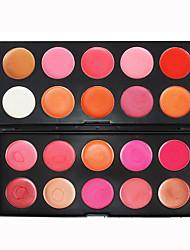 Lip Gloss Dry Cream Multi-color 1 Other