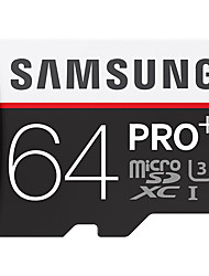 Samsung 64Go TF carte Micro SD Card carte mémoire UHS-3 Class10 Pro Plus Pro+