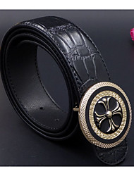 Unissex Vintage Casual Outros Cinto para a Cintura