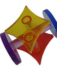 Bird Toys Plastic Multi-Color