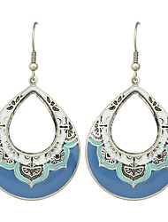 Bohemian Style Enamel Big New Designs Earrings