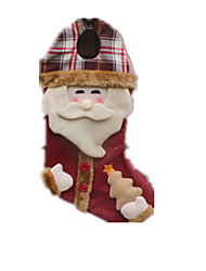 Holiday Props / Holiday Supplies / Holiday Decorations Holiday Supplies Santa Suits / Elk / Snowman Plush For Boys / For Girls5 to 7