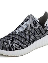 Chaussures de Randonnée Chaussures pour tous les jours Unisexe Respirable Extérieur Tissu Caoutchouc Randonnée Sport de détente Hors piste