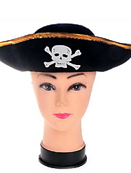 Halloween Manufacturers Ballroom Supplies - Pirates Of The Caribbean Captain Cap