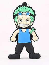 zp USB2.0 8gb flash drive criativa dos desenhos animados usb