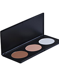 3 Concealer/Contour Dry Pressed powder Concealer / Uneven Skin Tone Face Multi-color Other Other