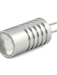 2W G4 Люминесцентная лампа T 1 Высокомощный LED 190 lm Тёплый белый / Холодный белый DC 12 V 1 шт.