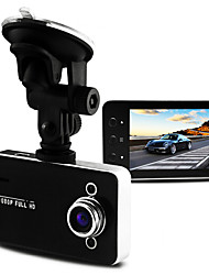 K6000 Full HD Car DVR 1080p 2.7' Video Recorders Mini Camera G-Sensor Night Vision