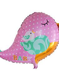 Balões Decoração Para Festas Esfera Plástico Rosa Para Meninos / Para Meninas 2 a 4 Anos / 5 a 7 Anos / 8 a 13 Anos