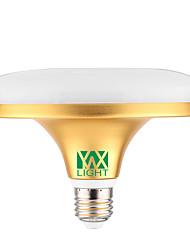 24W E26/E27 Projecteurs LED PAR38 48 SMD 5730 2000-2200 lm Blanc Chaud / Blanc Froid Décorative AC 100-240 V 1 pièce