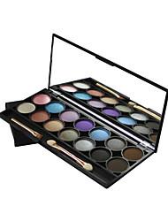 14 Eyeshadow Palette Matte Eyeshadow palette Cream Normal Daily Makeup