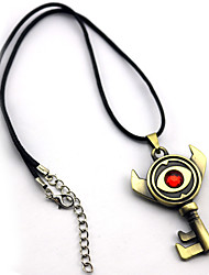 Altri accessori Ispirato da The Legend of Zelda Link Anime Accessori Cosplay Collane Oro Lega
