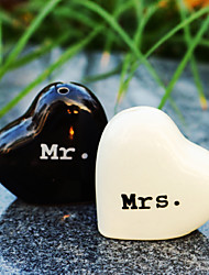 Ceramic Practical Favors - 2pcs Kitchen Tools Fairytale / Rustic / Black / White 10.5*3*6.5 Ribbons BeterWedding