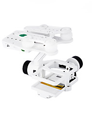 Accessories Gimbal White Plastic 1 Piece