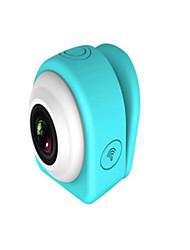 G1 Экшн камера / Спортивная камера 16MP 4000 x 3000 WIFI / Водонепроницаемый / Регулируемый / Беспроводной 30fps 4X ± 2 EV с шагом 1 КМОП
