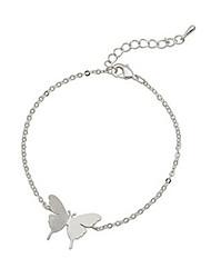 Bracelet Chain Bracelet / Charm Bracelet AlloyAnniversary / Birthday / Housewarming / Congratulations / Graduation / Engagement / Gift /