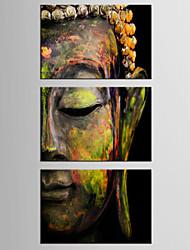 Холст Set Люди Классика,3 панели Холст Горизонтальная Печать Искусство Декор стены For Украшение дома