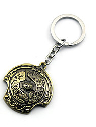Inspired by WOW Anime Cosplay Accessories Keychain
