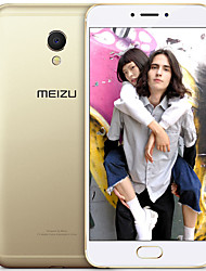 "MEIZU MX6 5.5 "" Android 5.0 Smartphone 4G ( Chip Duplo Deca Core 12 MP 4GB + 32 GB Dourado )"