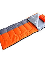 Schlafsack Rechteckiger Schlafsack Einzelbett(150 x 200 cm) 10 Enten Qualitätsdaune 1000g 230X100 Camping / Reisen / DrinnenWasserdicht /