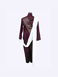 Naruto Anime Cosplay Costumes Leotard/Leg Warmers/ Sleeves/Scarf/ More Accessories male