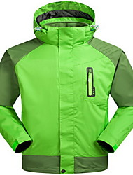 Women's Men's Kid's Tops Camping / Hiking Snowsports Running Waterproof Thermal / Warm Windproof Insulated ComfortableSpring Fall/Autumn