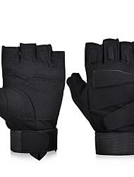Luvas Moto Respirável / Design Anatômico / Vestível / Anti-Derrapagem / Confortável / Protecção Homens / UnissexoPreto / Marron / Verde