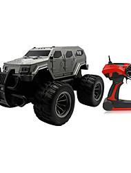 Buggy 1:12 RC Car Schwarz / Grau Fertig zum Mitnehmen Ferngesteuertes Auto / Fernsteuerung/Sender / Akku-Ladegerät / Batterie für Auto