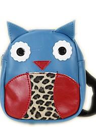Chat Chien Dog Paquet Animaux de Compagnie Transporteur Portable Mignon Bleu