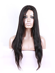 8A Front Lace Human Hair Wigs for Black Women Glueless Lace FrontWigs Brazilian Virgin Hair Straight Human Hair Wigs