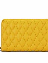 Women Sheepskin Formal Casual Wallet All Seasons