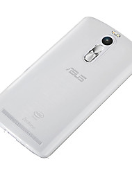For Asus Case Ultra-thin / Transparent Case Back Cover Case Solid Color Soft TPU ASUS
