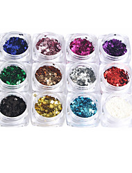1 Nail Art Décoration strass Perles Maquillage cosmétique Nail Art Design