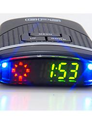 nuage écran couleur de mise à niveau automatique de sécurité de chien électronique instrument d'alerte précoce vitesse d'essai fixe mobile