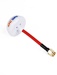 OCDAY Circular Polarized 5.8GHz Antenna SMA (Inner Pin) for Mini Quad ZMR250