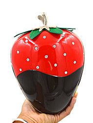 Women Special Material Casual / Event/Party / Wedding Evening Bag/Modelling of Strawberry Bag Clutch Acrylic Purse