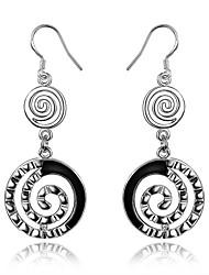 Drop Earrings Hoop Earrings Jewelry Sterling Silver Silver Jewelry Wedding Party Halloween Daily Casual 1 pair