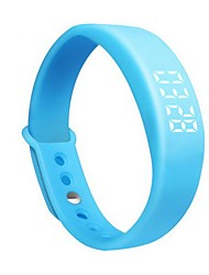 Smart BraceletWater Resistant/Waterproof / Long Standby / Calories Burned / Pedometers / Health Care / Sports / Touch Screen /