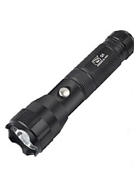 LED Flashlights/Torch Bike Glow Lights LED 160-280Lm Lumens 4 Mode Cree Q5 1 x 18650 Battery Waterproof Super Light for
