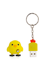 uma galinha de USB flash drive 64g disco flash