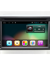 bonroad 6.2inch Android 6.0 RAM 1G rom16g 800 * 480 WiFi 4g record di guida supporto schermo di capacità del hd accesso universale auto